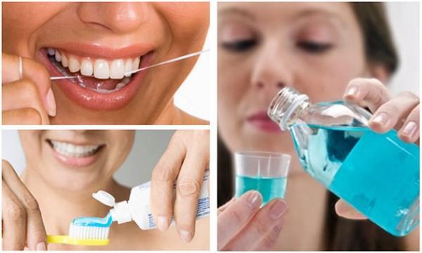Chăm sóc răng sứ sau khi bọc