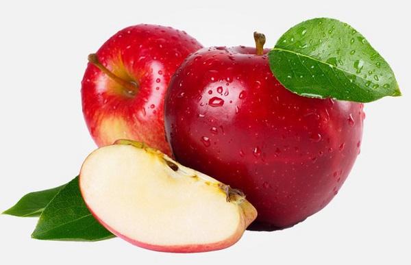 Phương pháp làm trắng răng tự nhiên bằng táo