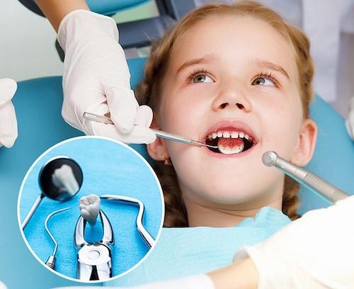 Không chú ý đến khám răng cho bé sẽ gây mất thẩm mỹ và ảnh hưởng sức khoẻ răng miệng sau này