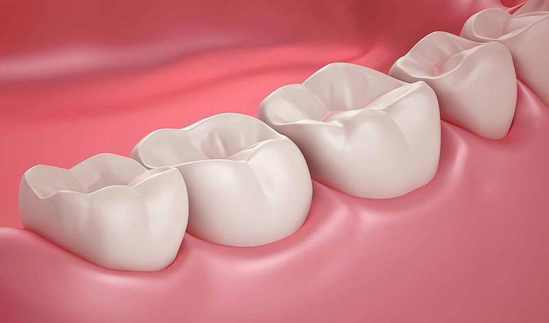 Độ tuổi nào trẻ em mọc răng hàm?