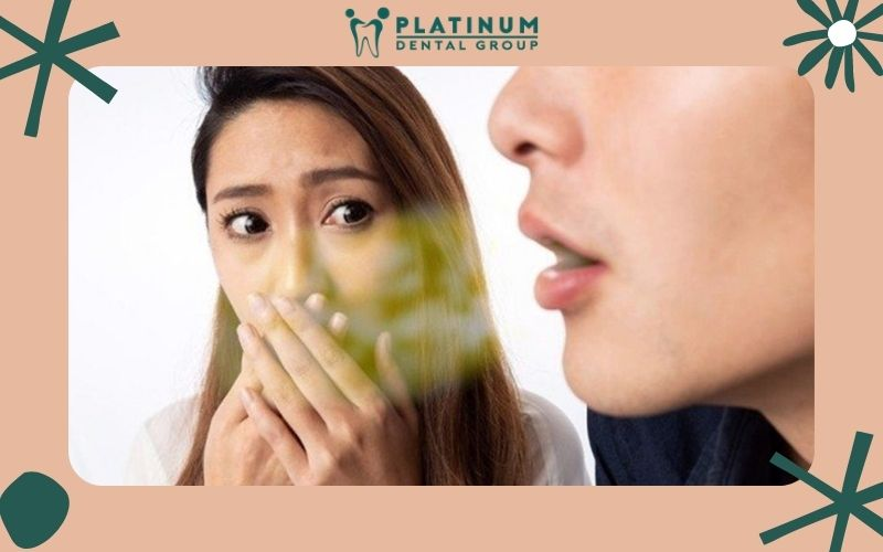 Cách chữa hôi miệng tại nhà hiệu quả nhất