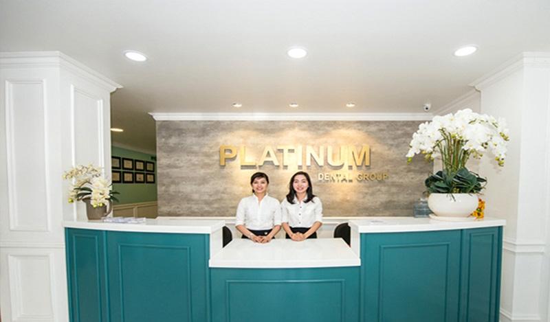 Chữa viêm nha chu tại Nha Khoa Platinum để an tâm hơn về chất lượng kết quả