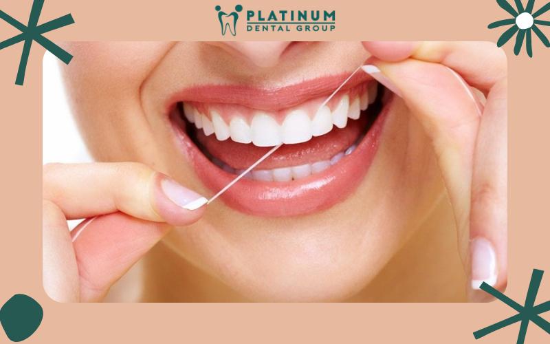 Luôn quan tâm đến sức khỏe răng miệng là cách tốt nhất để hạn chế tình trạng hơi thở có mùi