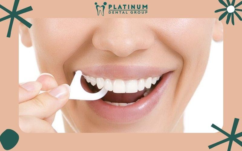 Vệ sinh răng miệng thường xuyên