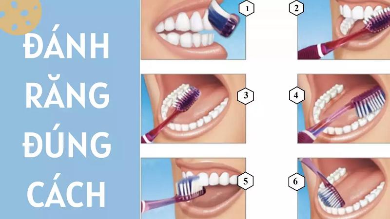Hướng dẫn vệ sinh răng miệng đúng cách