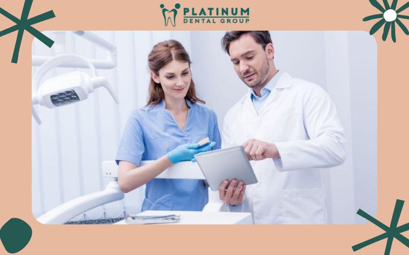 Cách khắc phục tình trạng viêm lợi sau khi bọc răng sứ